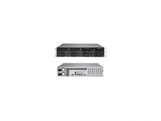 Серверная платформа Supermicro SYS-6028R-TR платформа supermicro sys 6028r tr x8 3 5 c612 1g 2p sys 6028r tr
