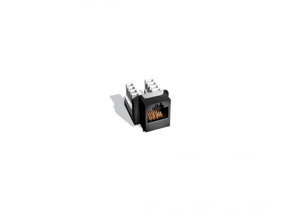 Модуль информационный Brand-Rex Cat6Plus C6CJAKU013 Keystone RJ45 кат.6 белый UTP 110 IDC vesonal brand 100