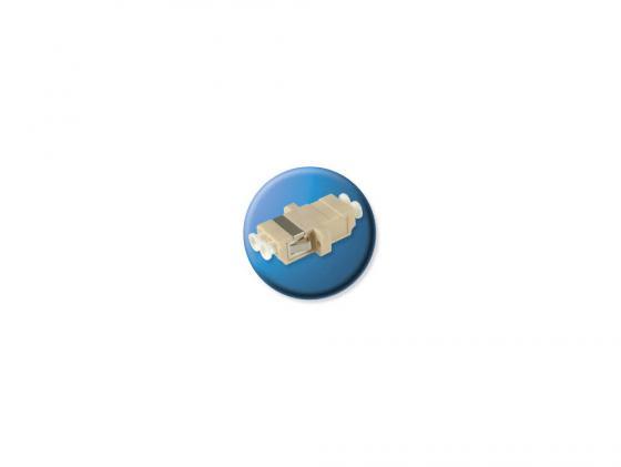 Адаптер проходной Brand-Rex BHCLCSM001 LC дуплекс для волокна 9/125 с керамической вставкой vesonal brand 100
