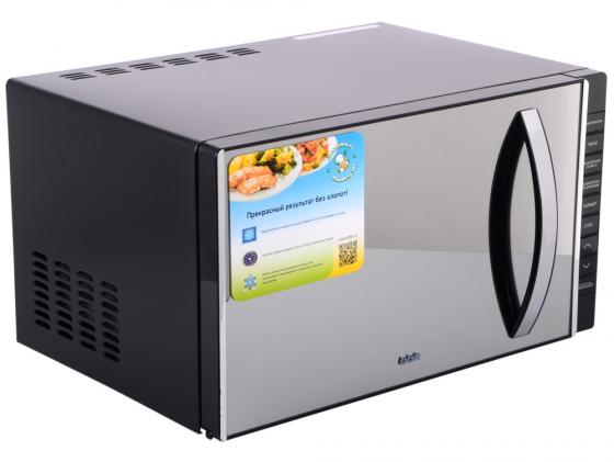 Микроволновая печь BBK 23MWS-826T/B-M — чёрный микроволновая печь bbk 23mws 927m w 900 вт белый