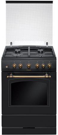 Газовая плита Hansa FCGA62109 черный