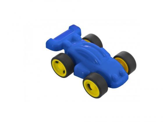 все цены на Автомобиль Miniland Гоночная 1 шт 12 см синий 27482 онлайн