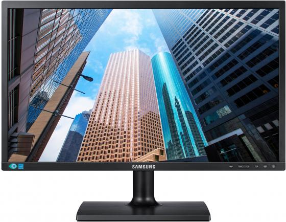 "Монитор 22"" Samsung S22E200BW черный TFT-TN 1680x1050 250 cd/m^2 5 ms DVI VGA цена и фото"