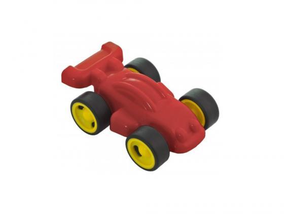 Автомобиль Miniland Гоночная 1 шт 12 см красный miniland interstar links 68 деталей
