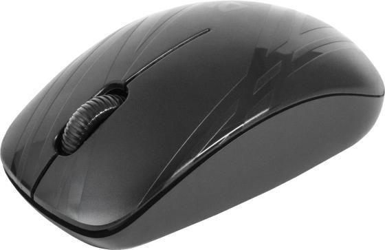 Мышь беспроводная DEFENDER Datum MM-035 чёрный USB 52035 defender datum mm 025 black беспроводная лазерная мышь