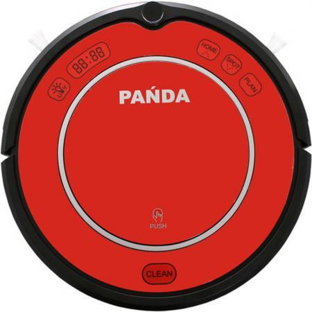 Робот-пылесос Panda X600 Pet Series сухая уборка красный