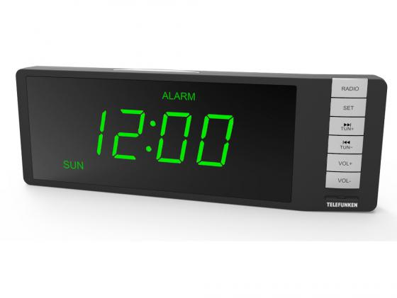цена на — Telefunken TF-1507 чёрный зелёный