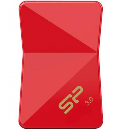 Флешка USB 32Gb Silicon Power Jewel J05 SP032GBUF3J08V1R красный