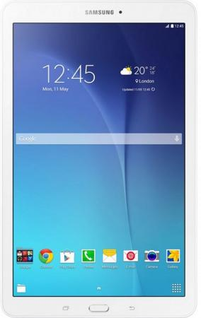 "Фотография Планшет Samsung Galaxy Tab E 9.6 9.6"" 8Gb белый Wi-Fi 3G Bluetooth Android SM-T561NZWASER"