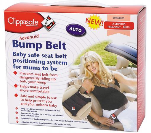 Автомобильный ремень для беременных Clippasafe clippasafe защита для розеток clippasafe белый