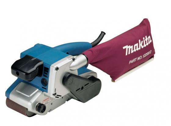 Ленточная шлифовальная машина Makita 9903 1010Вт шлифовальная машина makita gd0600