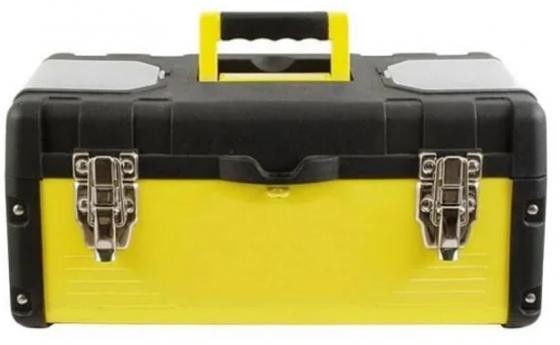 Ящик для инструмента Fit 16 пластиковый 65591 ящик для инструмента fit 65572 пластиковый 16 41 х 22 х 19 5 см