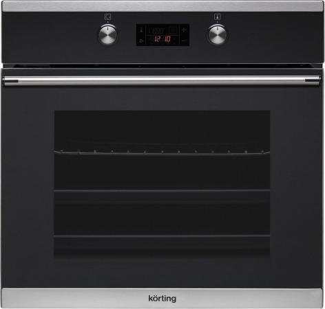 Электрический шкаф Korting OKB 793 CMX серебристый/черный rtm880n 793