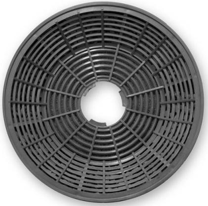 Фильтр для вытяжек Krona фильтр угольный тип KE 1шт 172КЕ