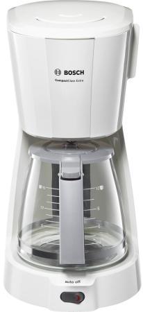Кофеварка Bosch TKA 3A031 1100 Вт белый кофемашина bosch tka 3a031 3a034 красный