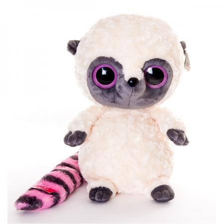 Мягкая игрушка AURORA Юху 42 см розовый плюш текстиль 65-900 заготовки под роспись лавка чудес собери и раскрась робота severus