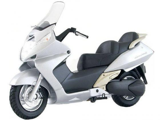 Мотоцикл Welly Honda Silver Wing 1:18 4891761121655