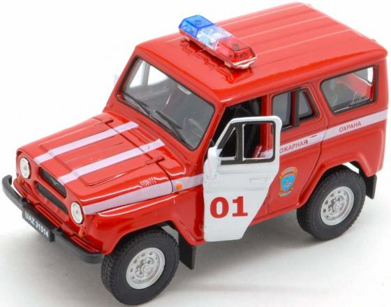 цена на Пожарная охрана Welly УАЗ 31514 1:34-39 4891761238087