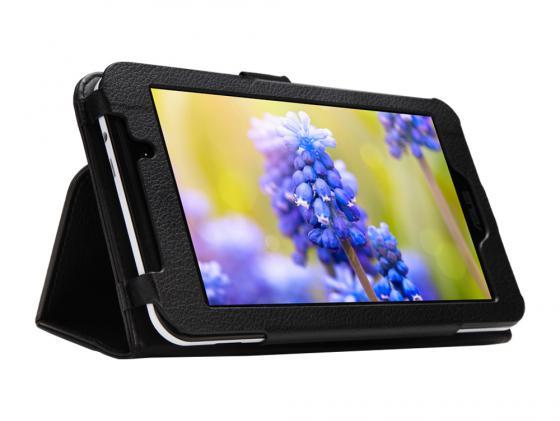 Чехол IT BAGGAGE для планшета Asus Fonepad 7 ME70C искуственная кожа черный ITASME70C2-1 чехол для планшета it baggage для fonepad 7 fe380 черный itasfp802 1 itasfp802 1