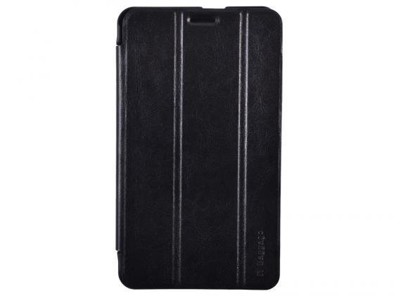Чехол IT BAGGAGE для планшета Huawei Media Pad X2 7 ультратонкий искуственная кожа черный ITHWX202-1 чехол it baggage для планшета huawei media pad x1 7 искуственная кожа черный ithwx1 1