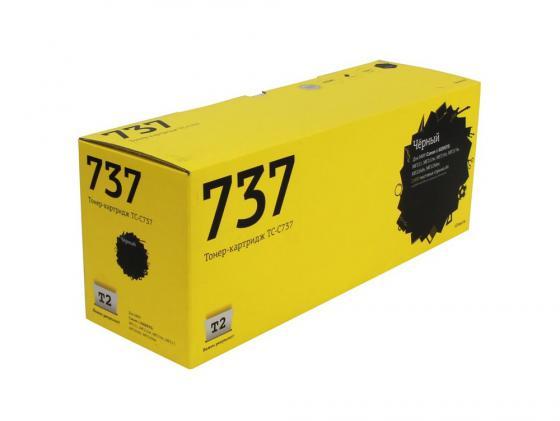 Картридж T2 TC-C737 для Canon i-Sensys MF211/212w/216n/217w/226dn/229dw черный 2400стр картридж t2 tc c725 для canon i sensys lbp6000 hp laserjet p1102 1102w pro m1132 m1212nf m1214nfh