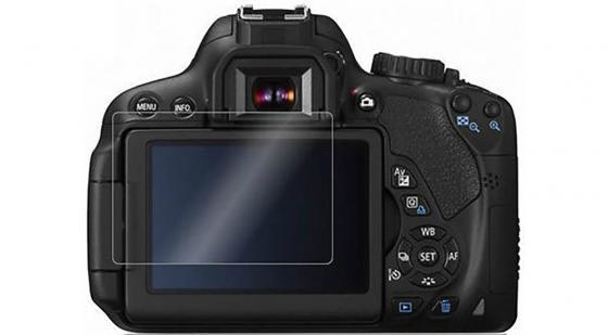 Фото - Защитная пленка Polaroid для Canon 1200D прозрачная защитная пленка