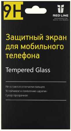 Защитное стекло прозрачная Red Line - для iPhone 5S iPhone 5C iPhone 5 0.33 мм цена и фото