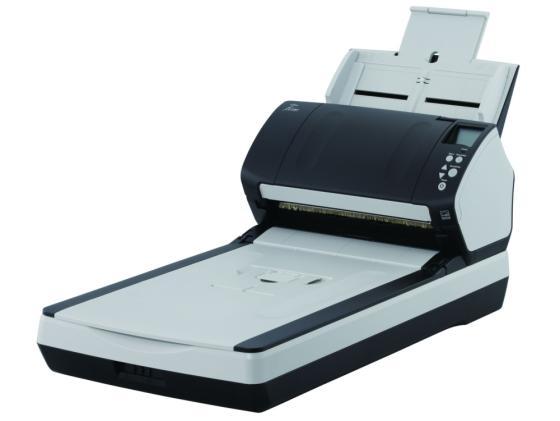 Сканер Fujitsu-Siemens fi-7260 протяжный A4 600x600 dpi CCD 60ppm duplex черный PA03670-B551 siemens lc 91 ba 582 ix