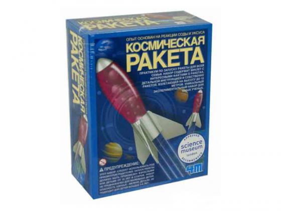 Игровой набор 4M Космическая Ракета 00-03235 4 0mhz 4m 3p