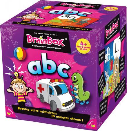 Сундучок знаний BRAINBOX 90020 АВС сундучок знаний сундучок знаний вокруг света brainbox