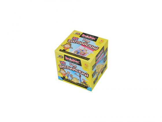 Настольная игра развивающая BrainBox Учим Английский 90752 brainbox brainbox игра сундучок знаний россия