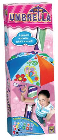 Набор для творчества CREATIVE Мой дизайнерский зонтик 5727 набор для творчества creative creative набор для творчества веселое мыловарение