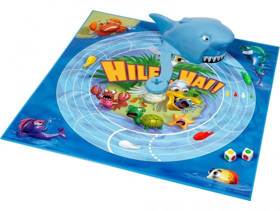 Настольная игра Hasbro Акулья охота 33893 настольная игра hasbro hasbro настольная игра монополия миллионер