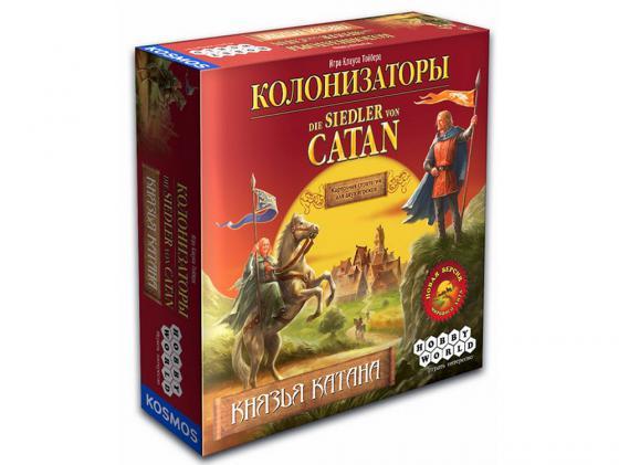 Настольная игра стратегическая HOBBY WORLD Колонизаторы. Князья Катана 1193 настольная игра hobby world hobby world настольная игра колонизаторы князья катана
