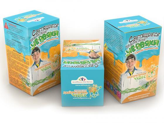 Игровой набор Инновации для детей Светящиеся червяки 818 набор для изготовления лизунов и червячков инновации для детей светящиеся червяки и лизуны