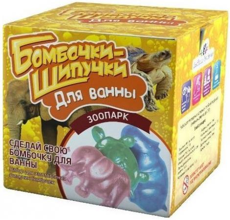 Игровой набор Инновации для детей Бомбочки-Шипучки: Зоопарк 733 инновации для детей бомбочки шипучки цветущий сад 732