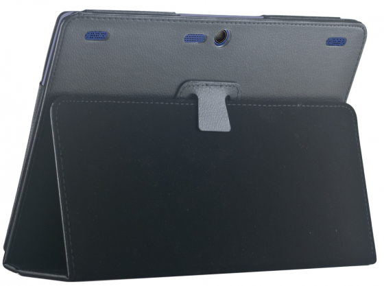 Чехол IT BAGGAGE для планшета LENOVO Idea Tab 2 A10-70 10 искус. кожа черный ITLN2A102-1 case for lenovo tab2 a10 70 soft tpu silicone back cover tab 2 10 1 a10 70f a10 70l a10 70 slim protective shell