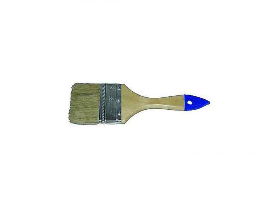 Кисть флейцевая Fit Эконом натуральная щетина деревянная ручка 25мм 01003 кисть макловица 30 х 110 мм натуральная щетина деревянный корпус деревянная ручка 84074