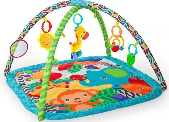 Развивающий коврик Веселый жираф BRIGHT STARTS 52169 игровые коврики bright starts развивающий коврик веселый жираф