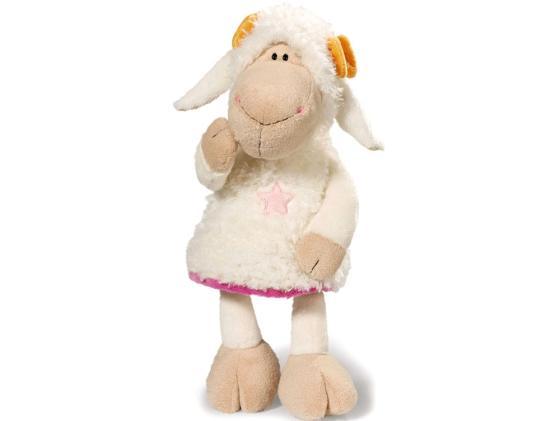 Овечка Эми сидячая 50см 36332 NICI 36332 nici мягкая игрушка овечка эми сидячая
