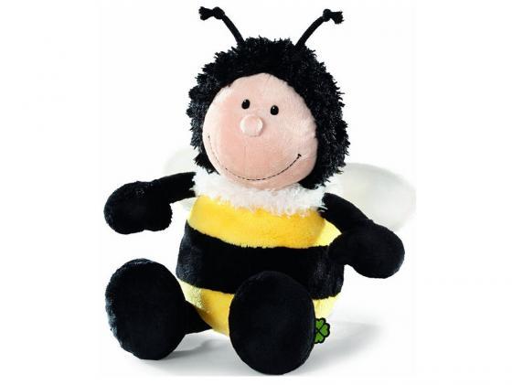 Мягкая игрушка шмель Nici сидячий 50 см черный плюш 36870 мягкие игрушки nici пеликан сидячий 50 см