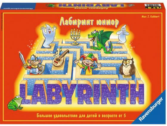Настольная игра развивающая Ravensburger Детский Лабиринт 21093 г вологда ваз 21093