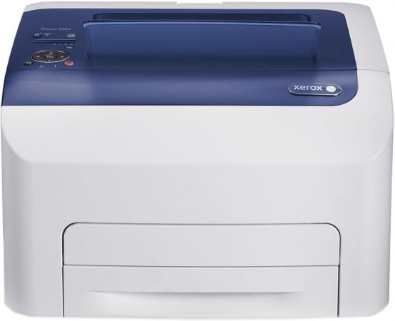 Принтер Xerox Phaser 6022 V NI цветной A4 18ppm 1200х2400 Ethernet USB xerox phaser 3260dni