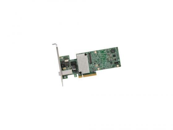Контроллер RAID Intel RS3MC044 928224 PCI-E x8 12Gb SAS/SATA контроллер sas intel sas sata rms25jb040 924453 rms25jb040924453