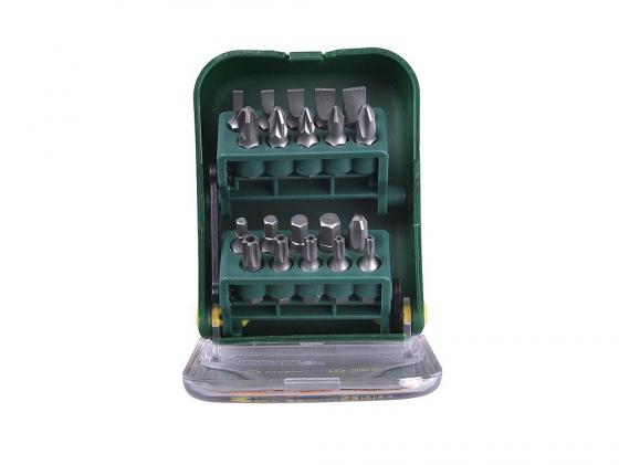 Набор бит Kraftool 25мм 21шт 26135-H21 отвертка kraftool bit lock 26151 h21