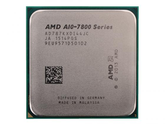 Процессор AMD A10 7870K 3.4GHz 4Mb AD787KXDI44JC Socket FM2 OEM процессор amd a4 5300 ad5300oka23hj socket fm2 oem