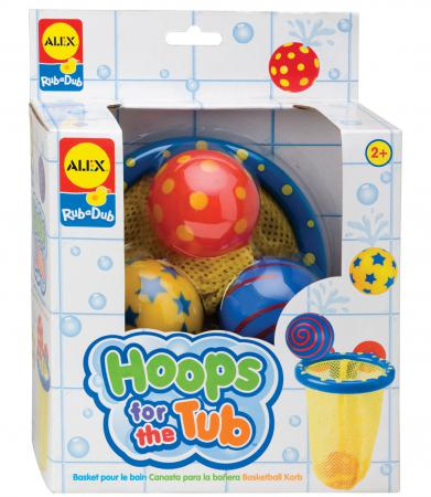 Интерактивная игрушка Alex Мячики в сетке от 2 лет разноцветный 694 набор для вязания alex шапки и шарфа от 7 лет 87pn