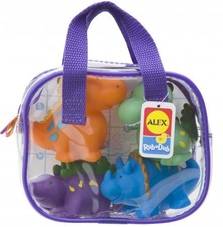 Интерактивная игрушка Alex Динозаврики до 1 года 700DN интерактивная игрушка alex ферма 700fn