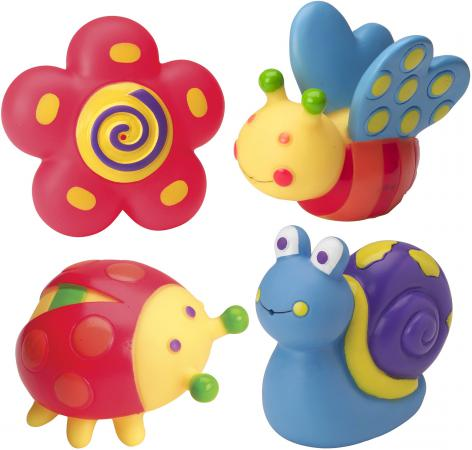 Набор игрушек для ванны ALEX Сад 700GN alex набор для изготовления игрушек динозавры