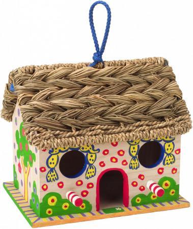 Набор для декора Alex Дом, Милый дом от 5 лет 663W птичий домик для раскрашивания дом милый дом 663w